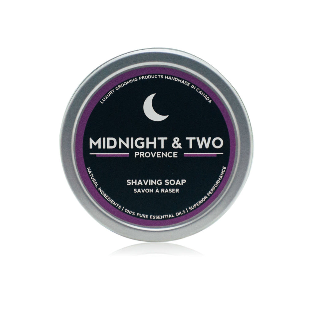 Midnight & Two Shaving Soap, Provence Shaving Soap Midnight & Two