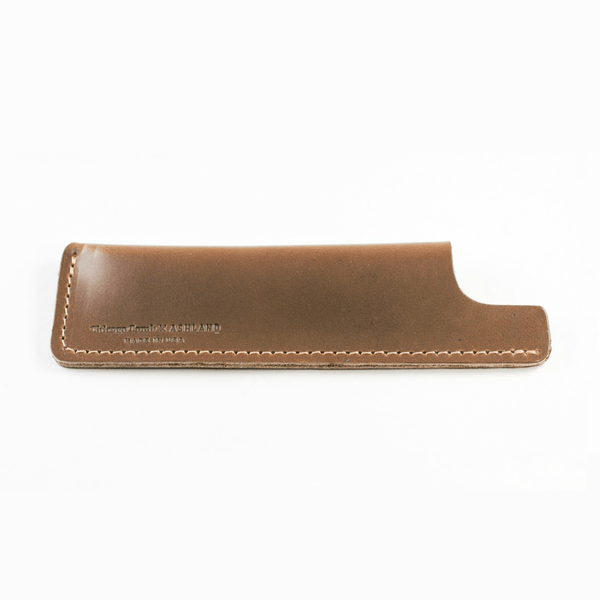 Chicago Comb Co. Sheaths in Horween Leather, No. 2 & 4 - Fendrihan - 8