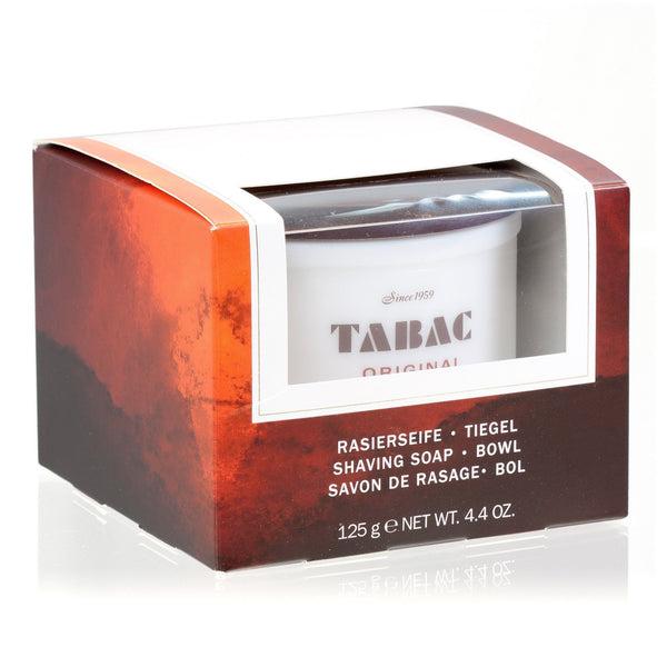 Tabac Original Shaving Soap in Ceramic Bowl - Fendrihan - 1
