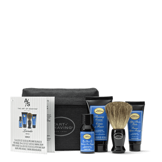 The Art of Shaving Starter Kit Shaving Kit The Art of Shaving Lavender