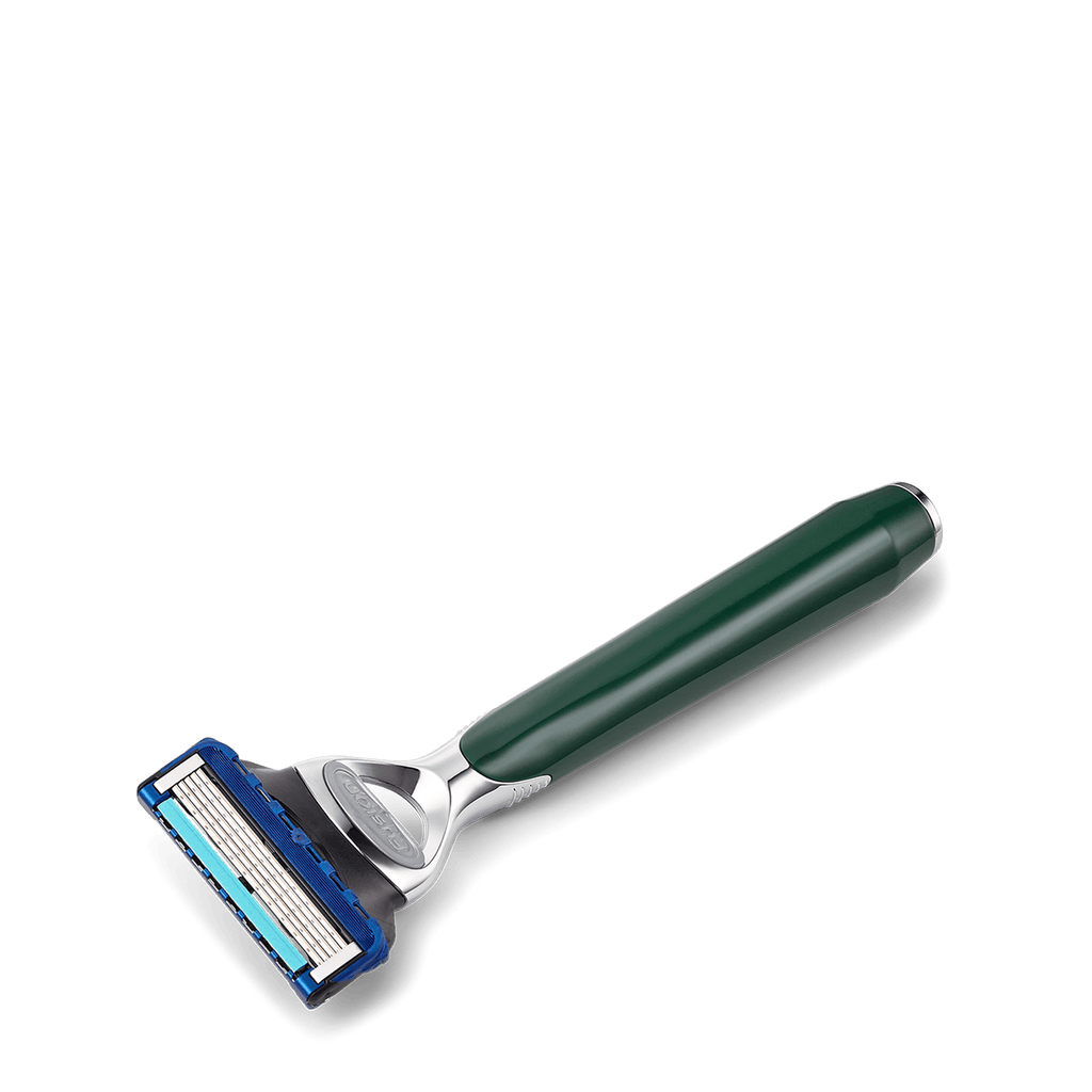 The Art of Shaving Morris Park Collection Razor with Gillette 5 Blade