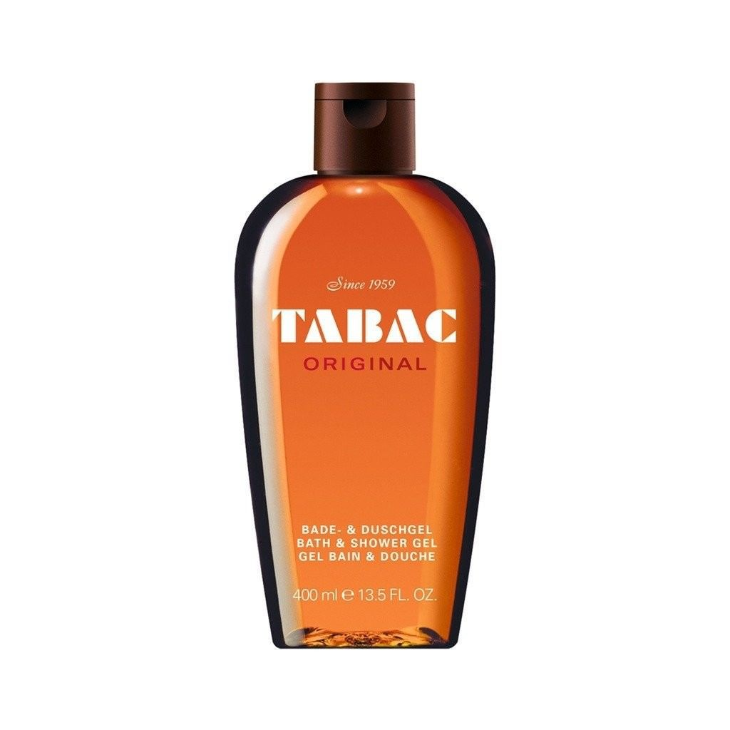 Tabac Original Bath and Shower Gel, 400 ml Men's Grooming Cream Tabac