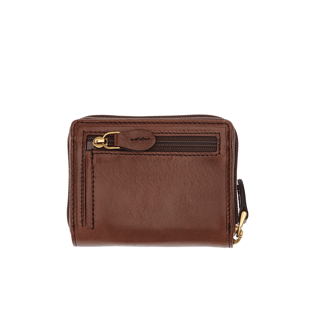 The Bridge Story Uomo Zipped Credit Card Holder with Coin Case