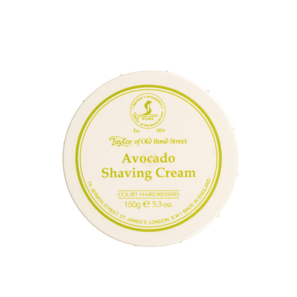 Taylor of Old Bond Street Shaving Cream Bowl, Avocado - Fendrihan - 1