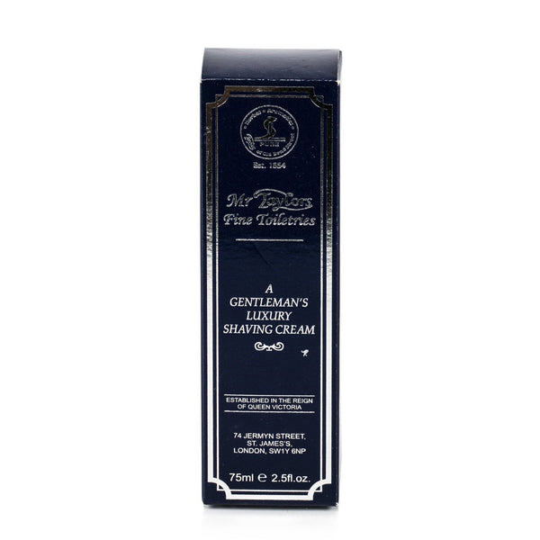 Taylor of Old Bond Street Classic Shaving Cream Travel Tube, Mr Taylors - Fendrihan - 2
