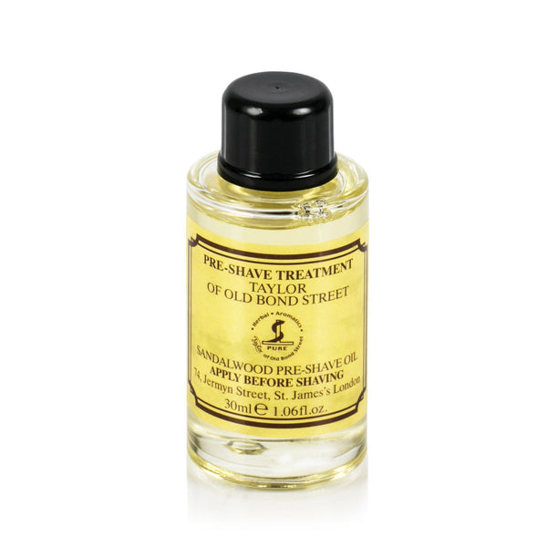Taylor of Old Bond Street Sandalwood Pre-Shave Oil - Fendrihan - 2