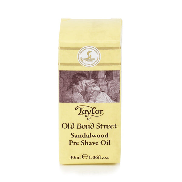 Taylor of Old Bond Street Sandalwood Pre-Shave Oil - Fendrihan - 3