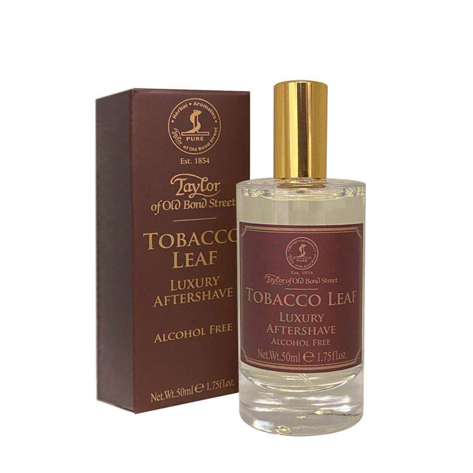 Taylor of Old Bond Street Tobacco Leaf Luxury Aftershave Aftershave Taylor of Old Bond Street
