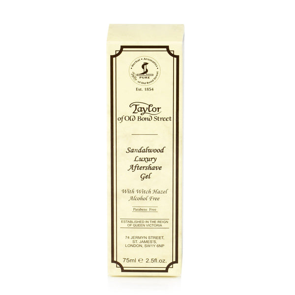 Taylor of Old Bond Street Sandalwood Luxury Aftershave Gel - Fendrihan - 2