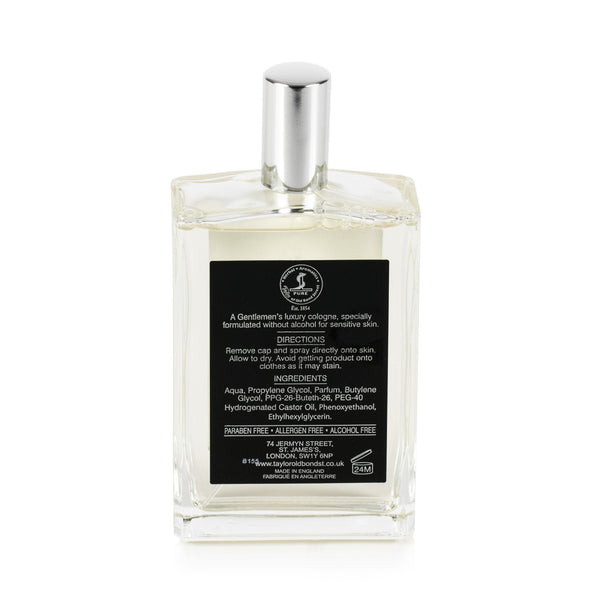 Taylor of Old Bond Street Jermyn Street Cologne for Sensitive Skin, Alcohol Free, 100 ml - Fendrihan - 5