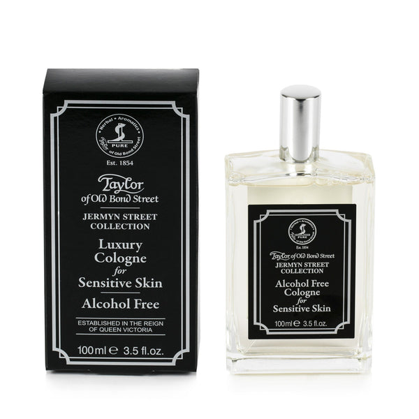 Taylor of Old Bond Street Jermyn Street Cologne for Sensitive Skin, Alcohol Free, 100 ml - Fendrihan - 1