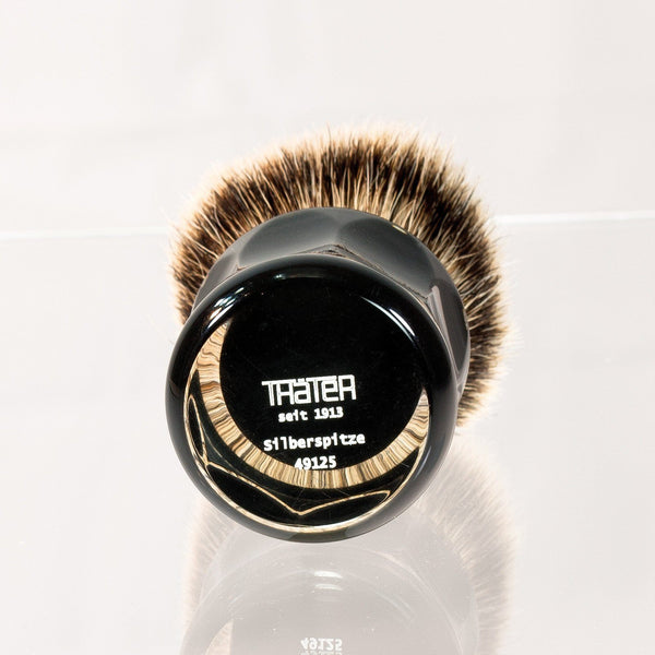 H.L. Thater 49125 Series Silvertip Shaving Brush with Two-Tone Handle, Size 4 - Fendrihan - 2