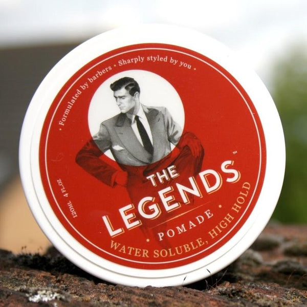 The Legends London High Hold Pomade - Fendrihan - 5