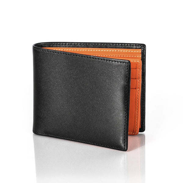 Ettinger Sterling Billfold Leather Wallet with 12 CC Slots, Assorted Colors - Fendrihan - 6
