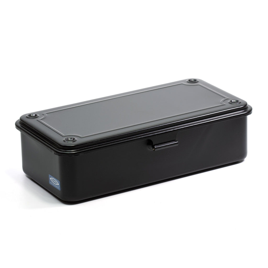 Toyo T190 Stackable Tool Box Tool Box Toyo Black