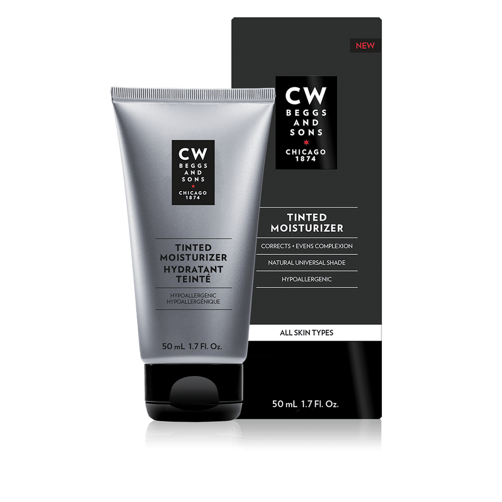 CW Beggs and Sons Tinted Moisturizer Facial Care CW Beggs and Sons