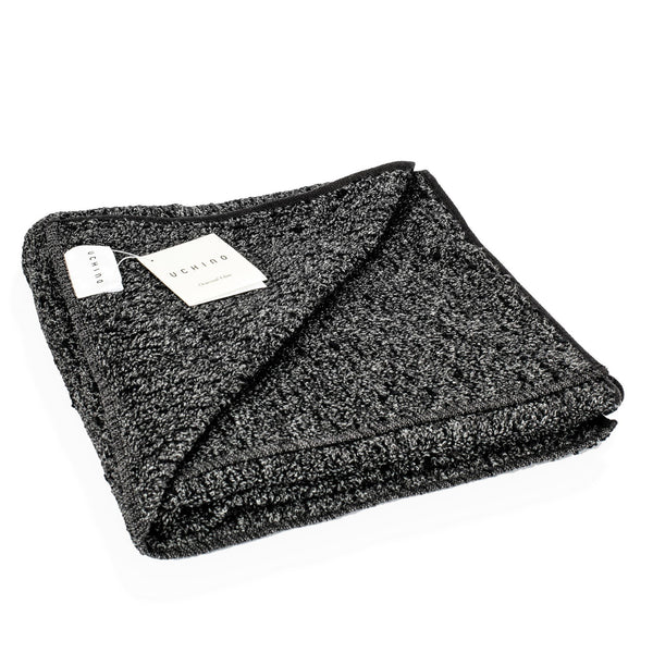 Uchino Binchotan Charcoal Odour-Eliminating Cotton Towel