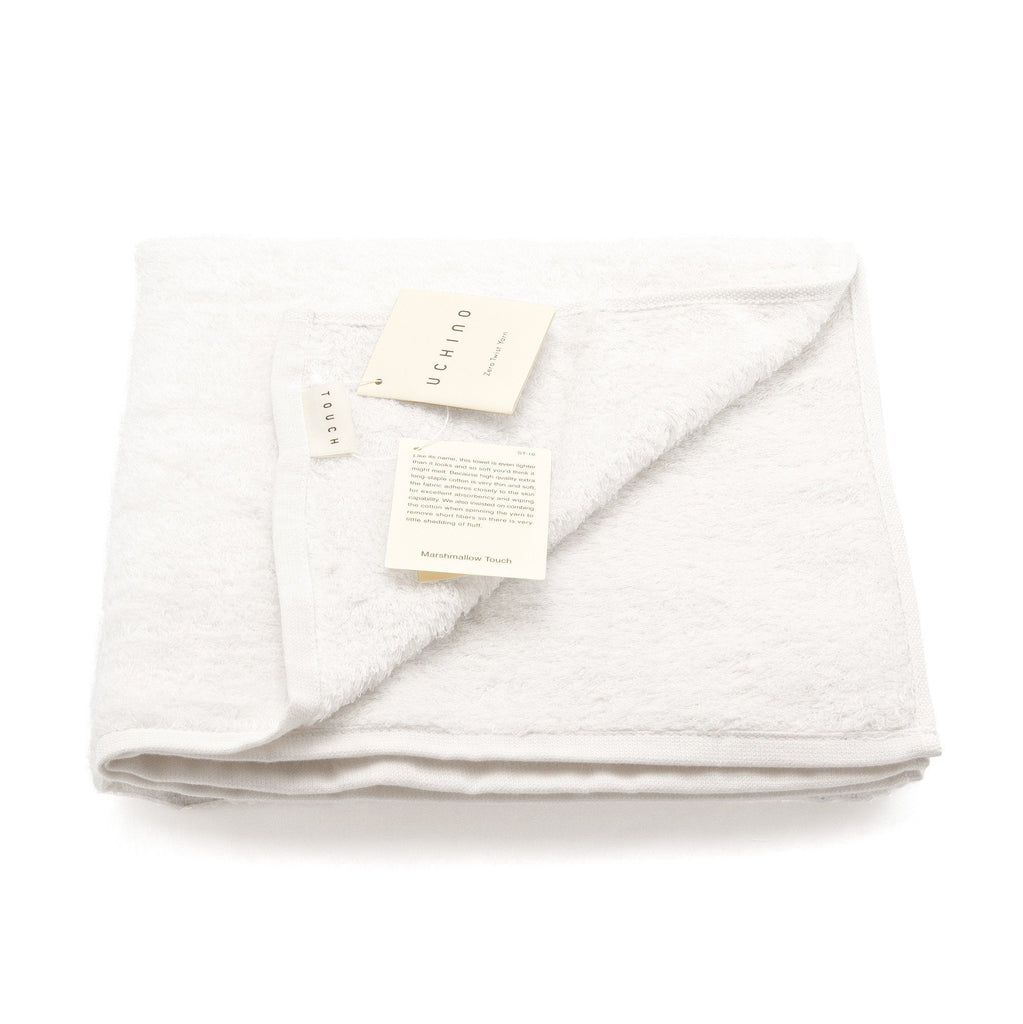 Uchino Marshmallow Touch CL Zero Twist Towel - Fendrihan - 1