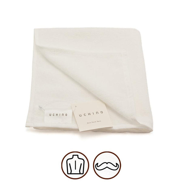 Uchino Airy Feel Super Fine Cotton Towel - Fendrihan - 1