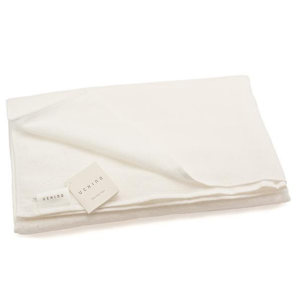 Uchino Airy Feel Super Fine Cotton Towel Towel Uchino Bath Towel (70 x 140 cm)