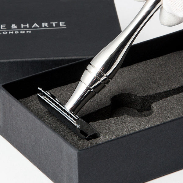 Wilde & Harte Osterley Classic Double Edge Safety Razor