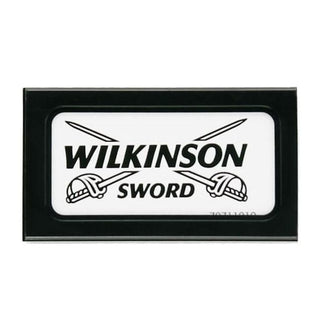 10 Wilkinson Sword Double-Edge Safety Razor Blades Razor Blades Wilkinson