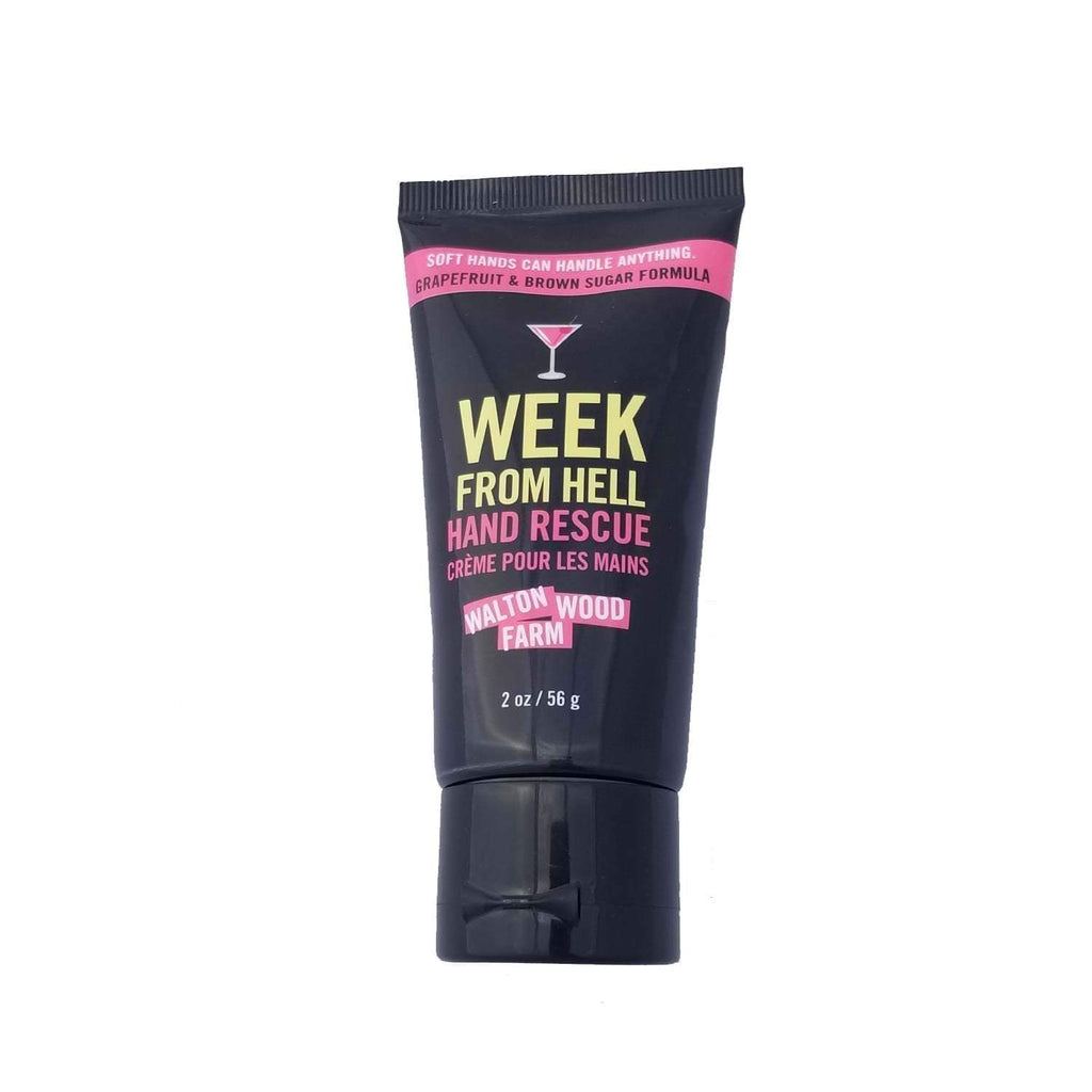 Walton Wood Farm Week From Hell Hand Rescue Hand Cream Walton Wood Farm