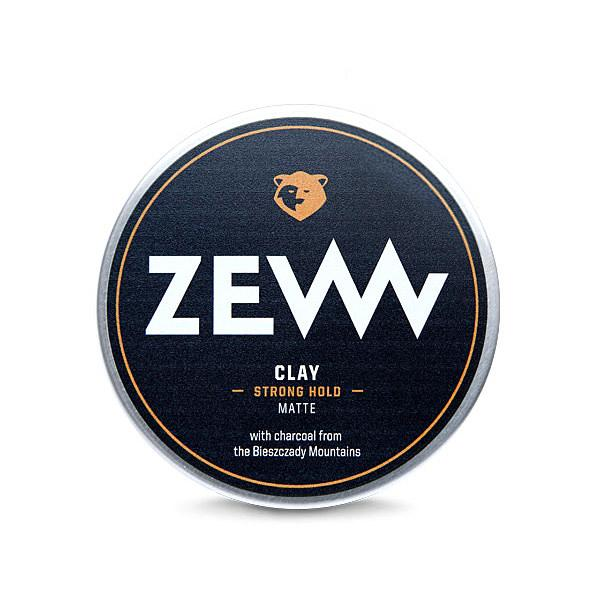 ZEW Matte Clay Hair Clay Zew for Men