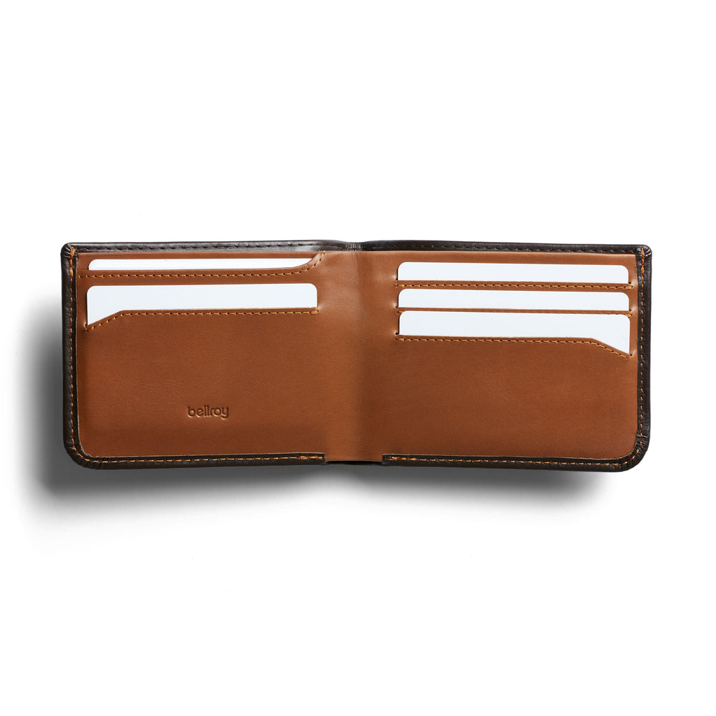 Bellroy Hide and Seek Slim Leather Wallet