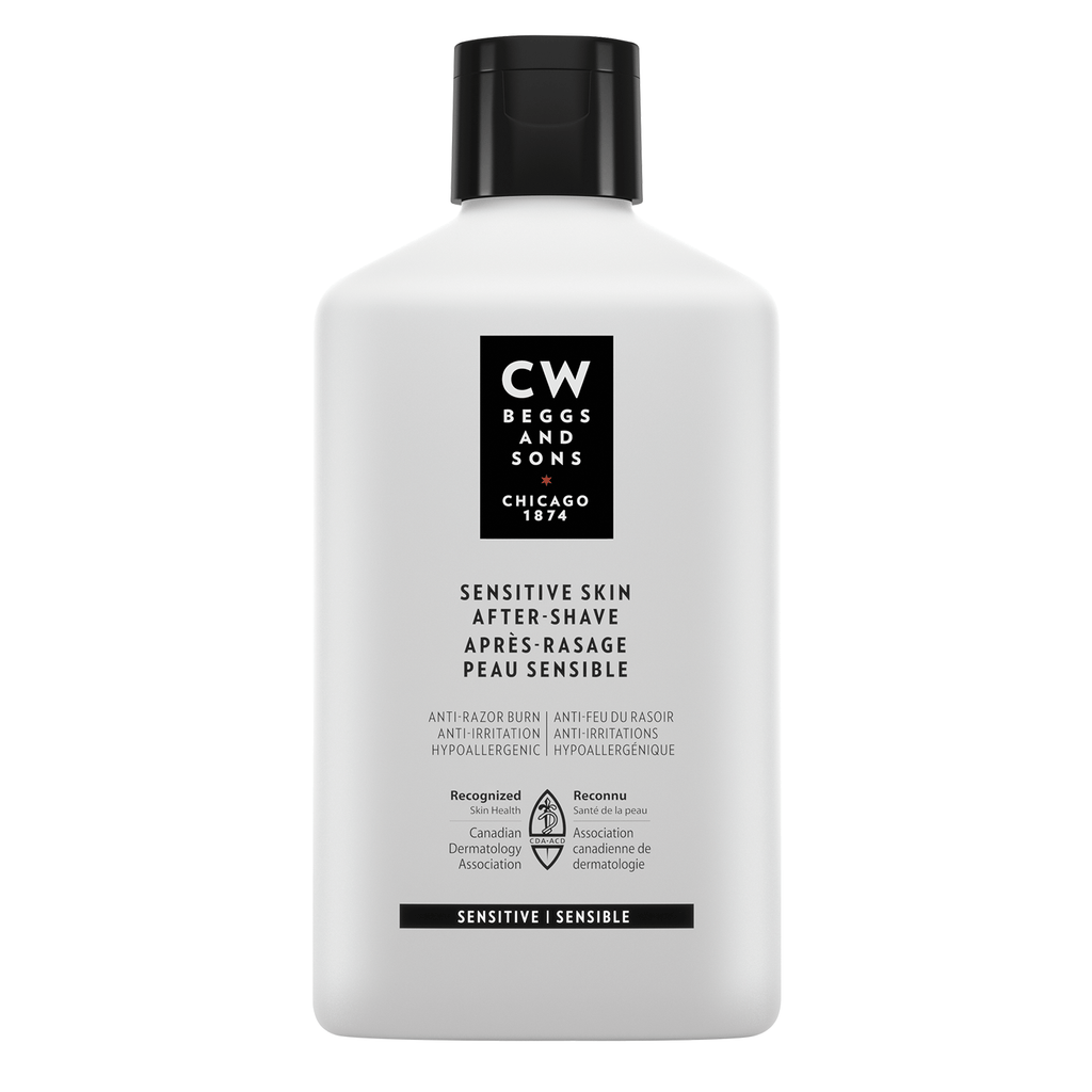 CW Beggs and Sons Sensitive Skin After-Shave Aftershave CW Beggs and Sons