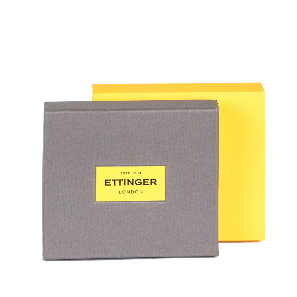 Ettinger Bridle Money Clip Leather Wallet with 6 CC Slots