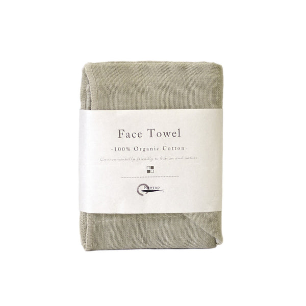 Nawrap Organic Cotton Face Towel - Fendrihan - 5