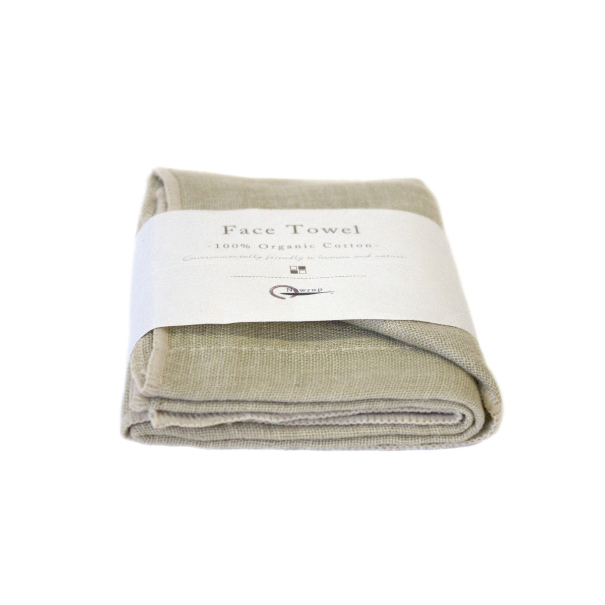 Nawrap Organic Cotton Face Towel Fendrihan