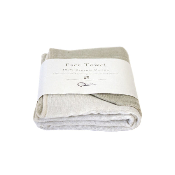 Nawrap Organic Cotton Face Towel - Fendrihan - 10