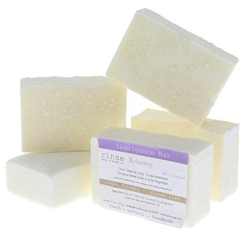 Rinse Bath & Body Co. Indulgence Bar, Relaxing Body Soap Rinse Bath & Body Co