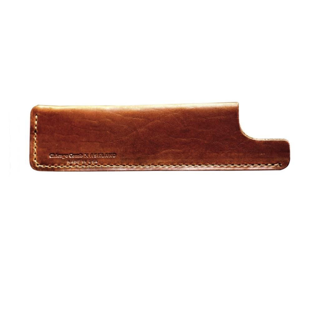 9c04f17090 Chicago Comb Co. Sheaths in Horween Leather