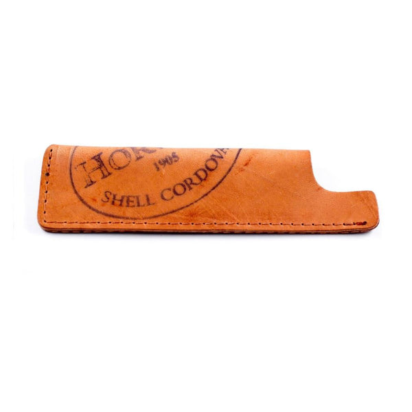 Chicago Comb Co. Sheaths in Horween Shell Cordovan Leather - Fendrihan - 5