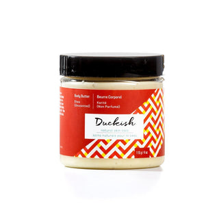 Duckish Unscented (Shea) Body Butter Body Lotion Duckish