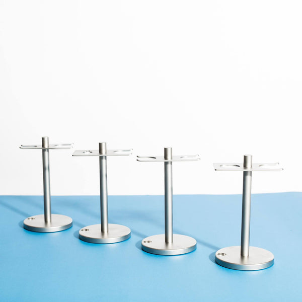 Fendrihan C4 Stainless Steel Stand, Satin Finish - Fendrihan - 2