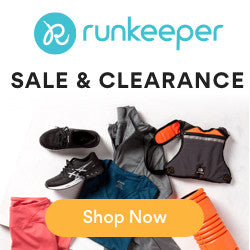 Shop Sale & Clearance at the Runkeeper Store!