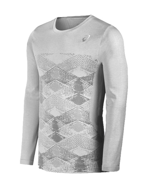 ASICS Seamless Long Sleeve Crew (Men's)_main_image