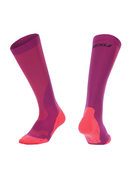 2XU Compression Run Socks (Women's)_main_image