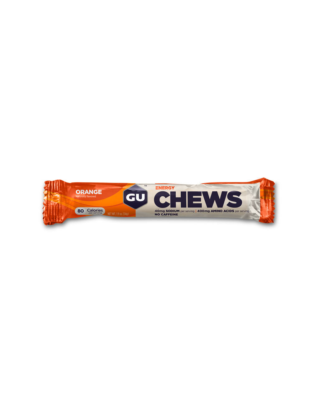 GU Energy Chews (18ct box)Orange_master_image