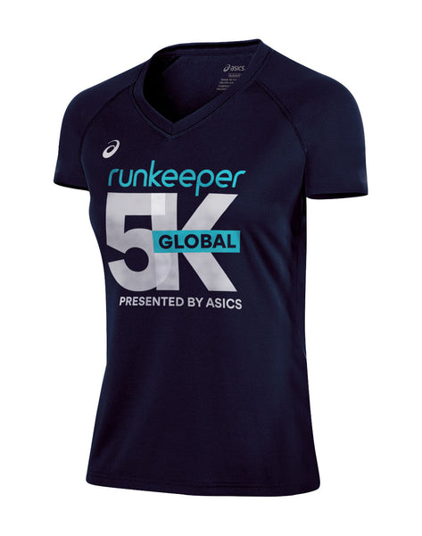 Runkeeper Global 5K Performance Tee (Women's)_main_image