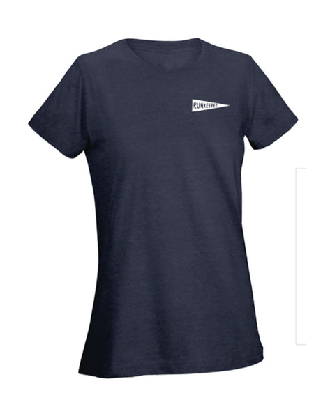 Runkeeper Women's - 'Rise & Run' Short Sleeve Tee_main_image