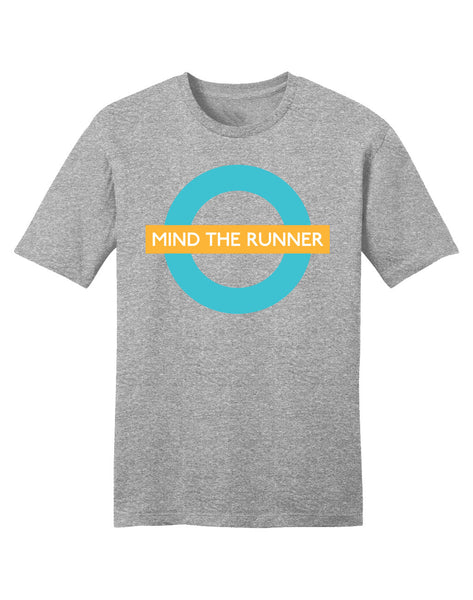 Runkeeper 'Mind the Runner' Short Sleeve Tee (Men's)_main_image