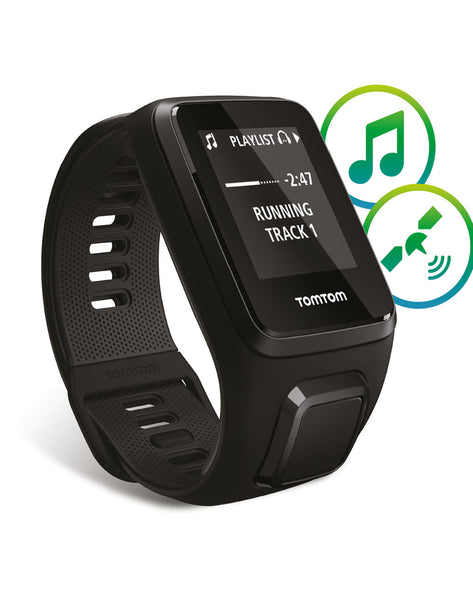 TomTom Spark3 GPS Fitness Watch with Music_main_image