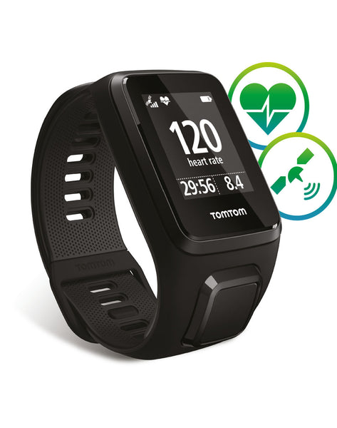 TomTom Spark3 Cardio GPS Fitness Watch_main_image