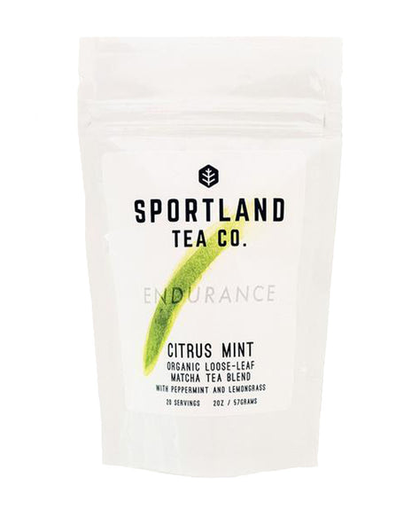 Sportland Tea Co. Endurance Blend (Citrus Mint)_main_image