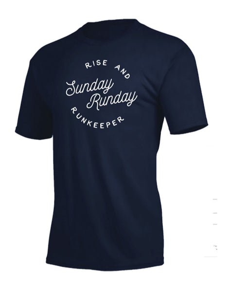 Men's - 'Sunday Runday' Short Sleeve Tee_main_image